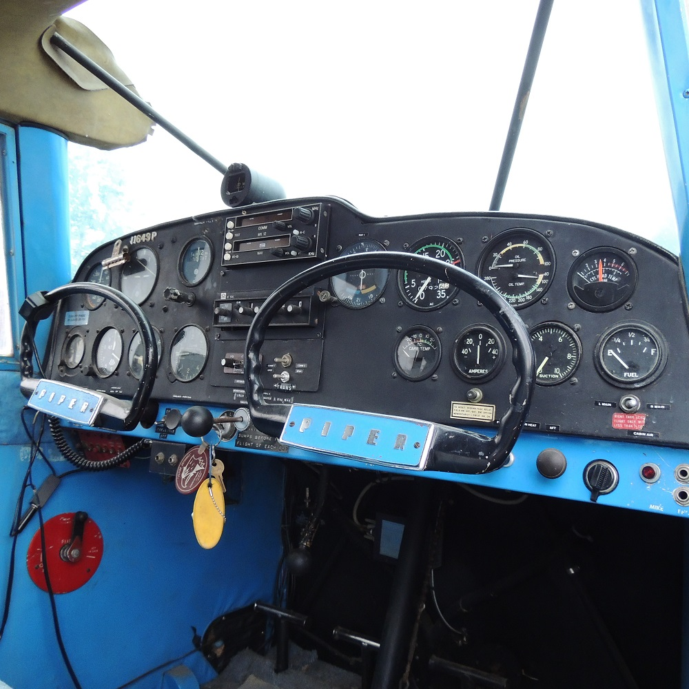 Piper Pacer PA-22-150